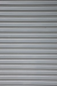 31977518 - metal security roller door background